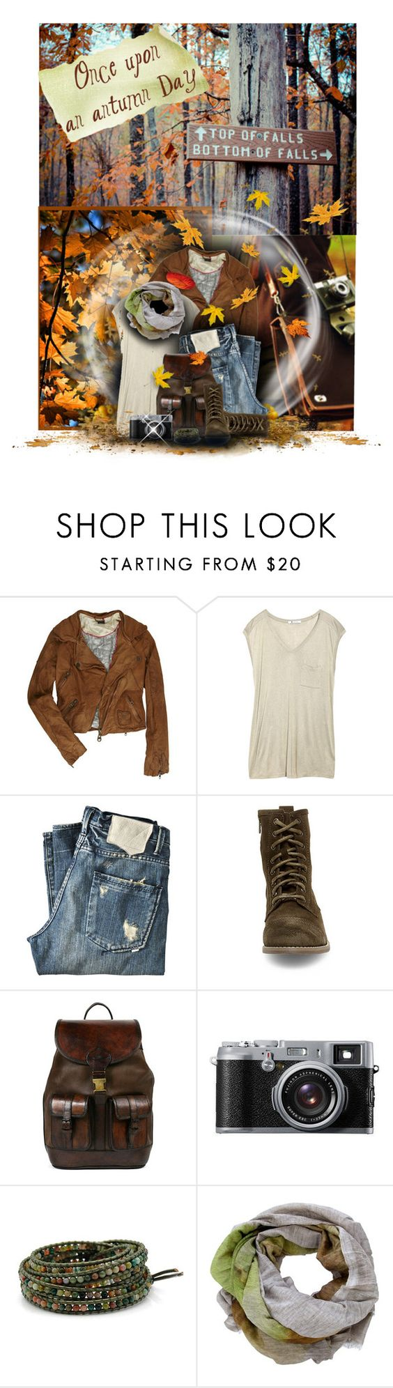 """Let's Go For A Hike..."" by cindycook10 ❤ liked on Polyvore featuring Doma, T By Alexander Wang, KING, Steve Madden, Beara Beara, Fujifilm, Chan Luu, Faliero Sarti and falloutfit"