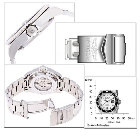 Invicta Pro Diver 1002 met Miyota NH25a uurwerk! Van € 379,00 voor € 99,95