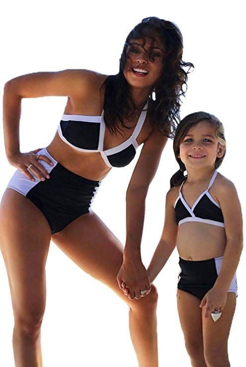 Ruffle swimsuit,Polka dot Swimsuit,Mommy and me Swimsuit Girl Swimsuit matching mother daughter swimsuit girl swimsuit matching swimwear
