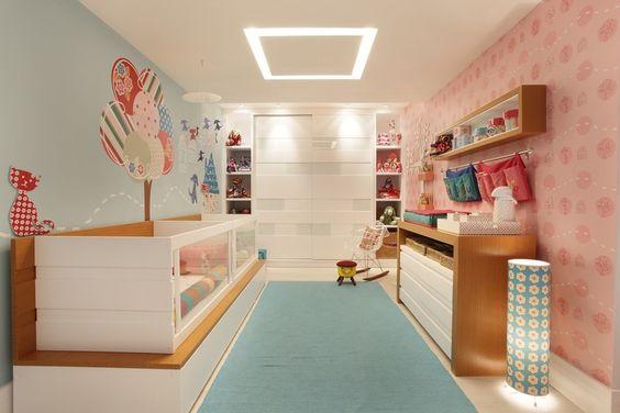 O quarto das crianças: como decorar em 15 dicas e 40 fotos para te inspirar