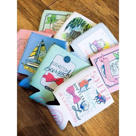 from Ivy boutique! 228-354-8499! @ivyboutiquems on Instagram or Facebook.com southern koozies!