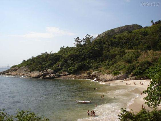 Praia de Adão e Eva, Niterói (RJ)