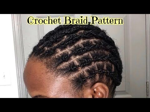 Easy Braid Pattern For Crochet Individual Look Step By Step Youtube In 2020 Easy Braids Crochet Braid Pattern Crochet Braid Styles