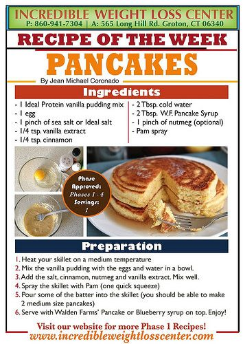 Ideal Protein Tips and Recipes from Incredible Weight Loss Center - Page 10 - 3 Fat Chicks on a Diet Weight Loss Community Ideal Protein Diet