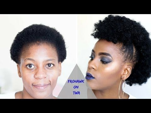 Learning How To Style Short Natural Hair At Home Can Be Hard If You Dont Know How To Take Care Of Sh In 2020 Natural Hair Styles Hair Blogger Short Natural