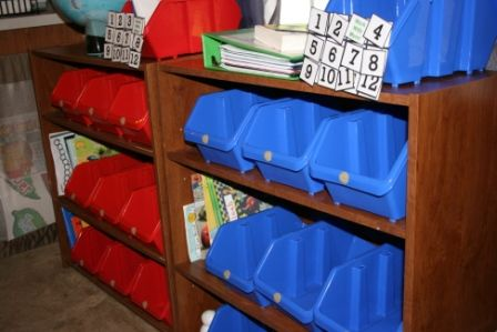 How to homeschool multiple ages together using homeschool workboxes