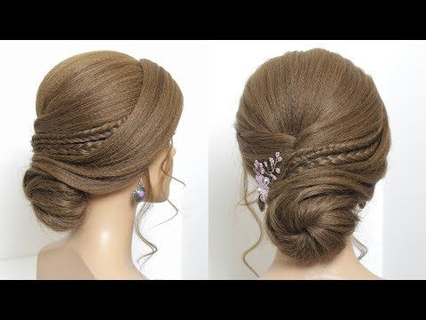 Perfect Hairstyle For Long Hair Tutorial Simple Juda Style Youtube Hair Styles Long Hair Tutorial Long Hair Updo