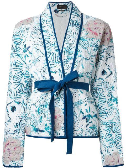 Isabel Marant Kimono Style Jacket - - Farfetch.com
