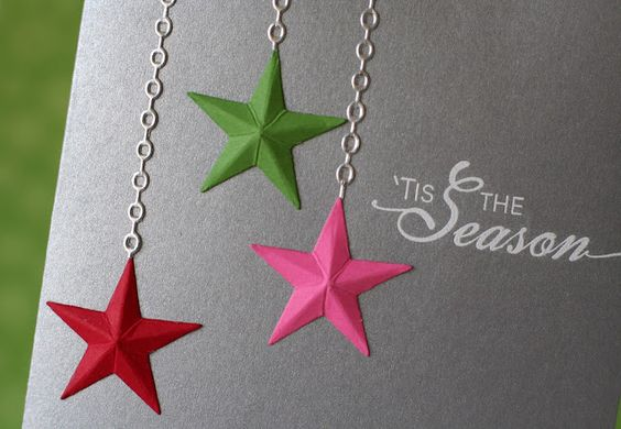 Notable Nest: Seeing [Barn] Stars Memory Box delicate chain die... think I need it :D