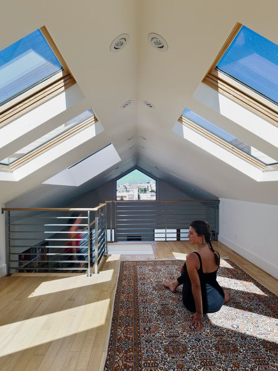 attic gym ideas - How To Design A Calming Room For Meditation And Yoga