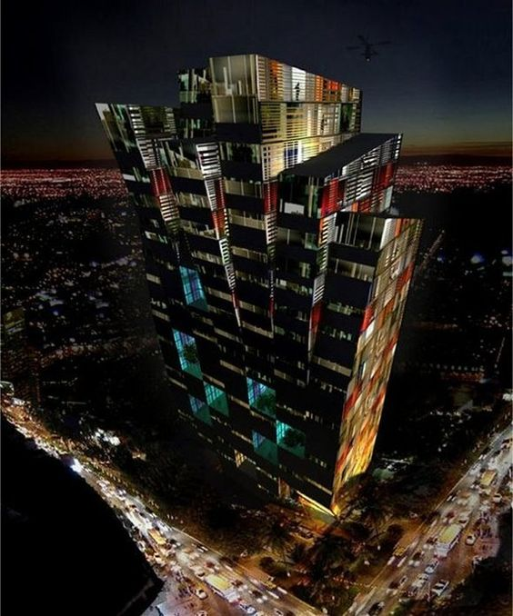Mixed Use Tower. By Moho Architects