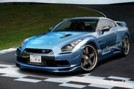 Nissan 2010 GT-R