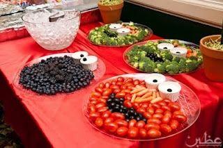 Sesame Street Food trays! Cute!