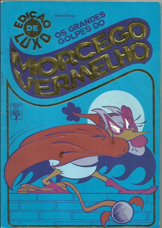 Os Grandes Golpes do Morcego Vermelho - 1989