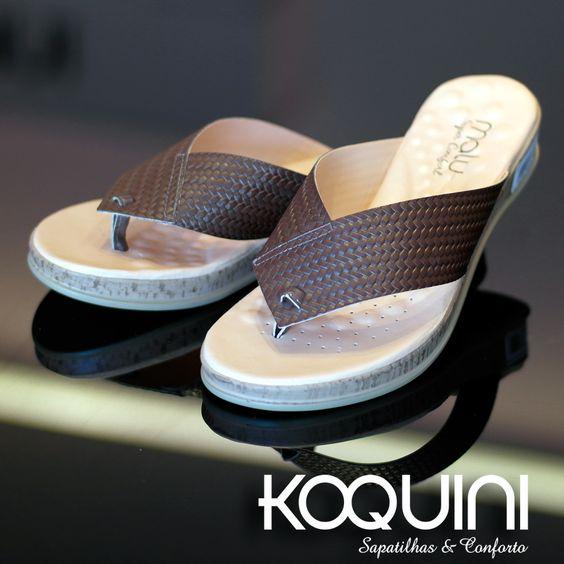 Fala que não dá vontade de ficar com os pés para o alto? #koquini #sapatilhas #euquero #malu Compre Online: http://koqu.in/1l7WCSD