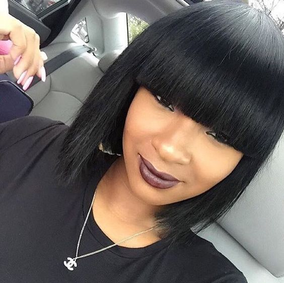 Classic Lace Wigs The Perfect Summer Ombre Bob Style Brazilian Virgin Hair 360 Lace Frontal Wig Thick Hair Styles Short Human Hair Wigs Hair Styles