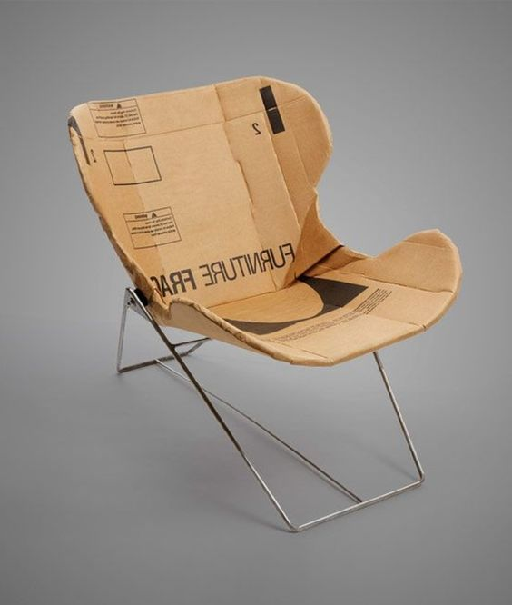 stuhl-aus-karton-pappe-pappe-möbel-sofa-aus-pappe-ä ...