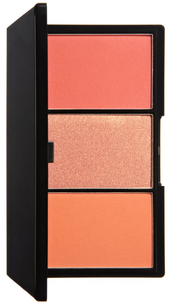 SLEEK MAKE UP Blush by 3 - I absolutely love these blushes by Sleek and this palette in 'lace' is absolutely gorgeous - comparable to high end in payoff, but only £10, these are an absolute bargain! #blush #cosmetics #makeup