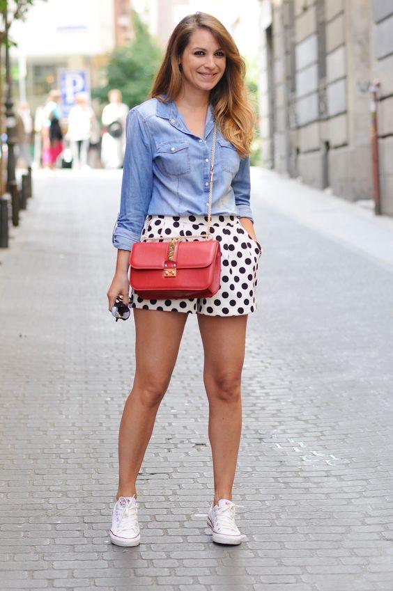 Con shorts- ElleSpain