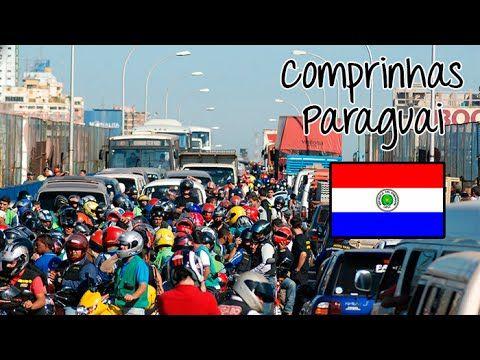 Comprinhas no Paraguai