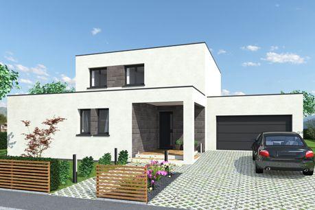 Peste 1000 de idei despre maison toit plat pe pinterest for Constructeur piscine belgique