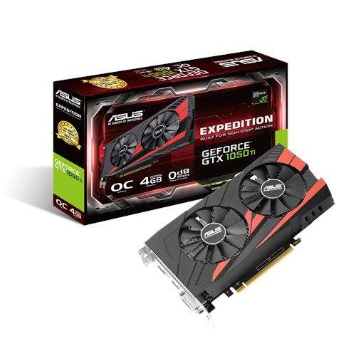 Asus Ex Gtx1050ti O4g Geforce Gtx 1050 Ti 4gb Gddr5 Graphics Card Video Card Cheap Gaming Laptop Gadget Gifts