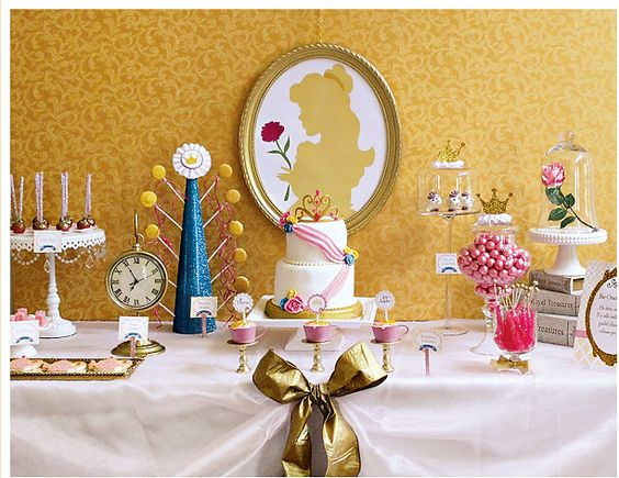 Resultado de imagen de candy bar beauty and the beast