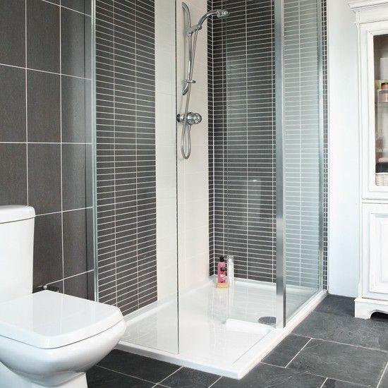 Sleek Shower Shower Rooms Shower Room Ideas Image Housetohome Co