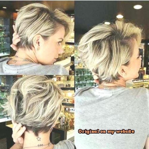 Trends Bob Frisuren Nette Mädchen Wahl Kurze Haarschnitte