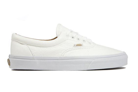 Vans Era Premium Leather - True White