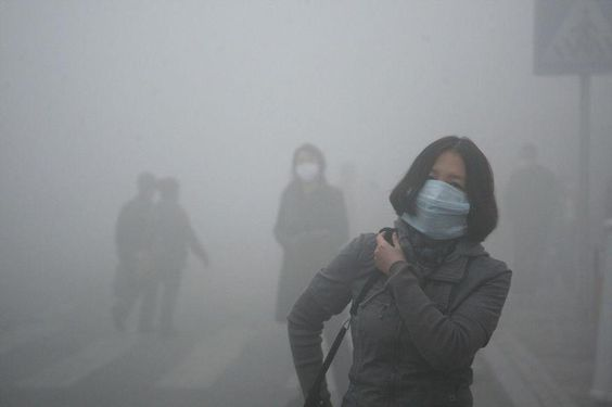 20 visceral photos that display the depths of China's pollution problem | Minds