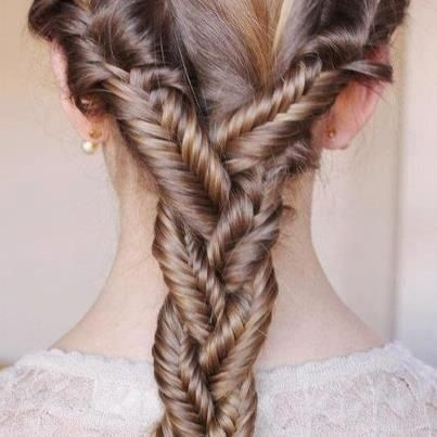 awesome fishtail