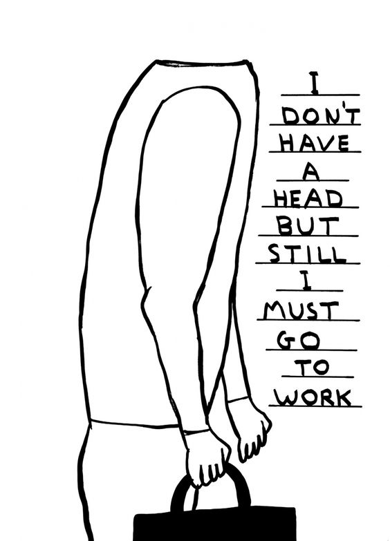 David Shrigley: