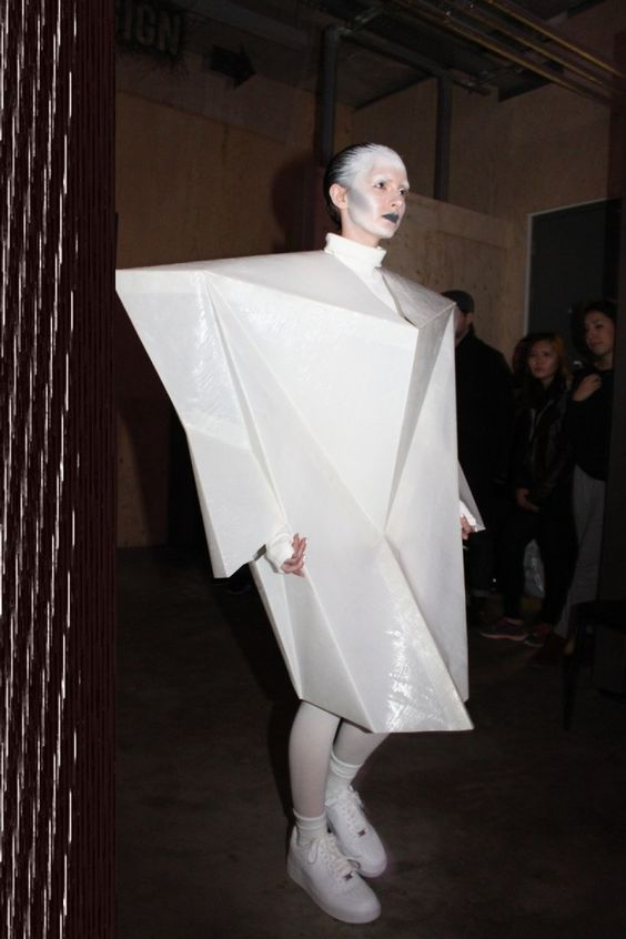 The 2012 White Show at Central Saint Martins   Fashion, Fashion Show, Inside CSM, Photo Shoots, Projects   1 Granary1 Granary   By the Students of Central Saint Martins