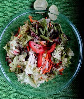 Nutri Das Panelas : Saladão Primavera #semlactose #semovo