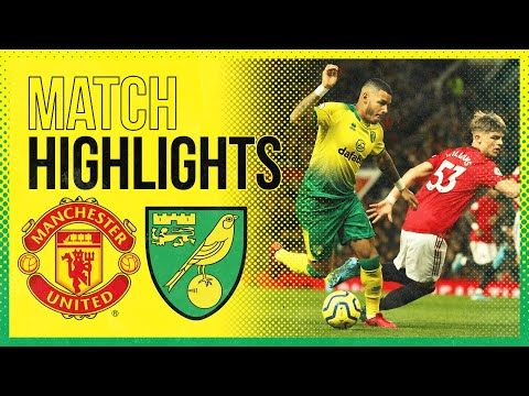Manchester United Highlights Today Youtube Di 2020