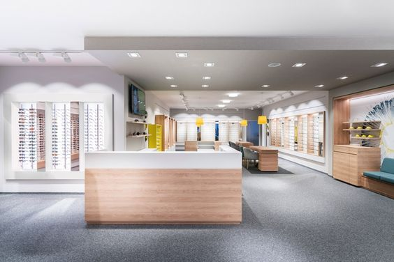 Binder Optik Eyewear specialist by DIA – Dittel Architekten, Backnang – Germany » Retail Design Blog