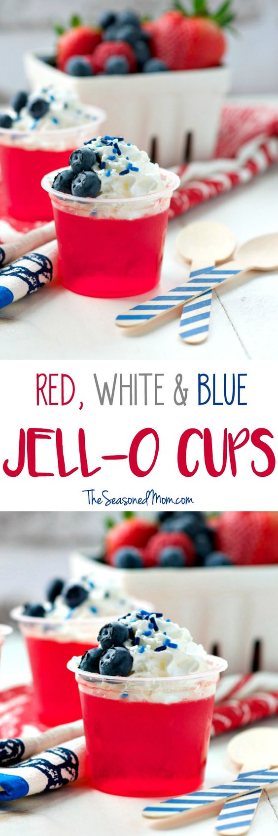 easy no bake 4th of july desserts