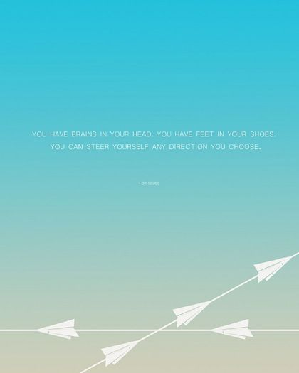 design is mine : isn't it lovely?: THOUGHT OF THE DAY : SEUSS.