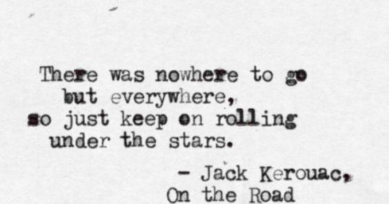 jack kerouac quotes - Google Search