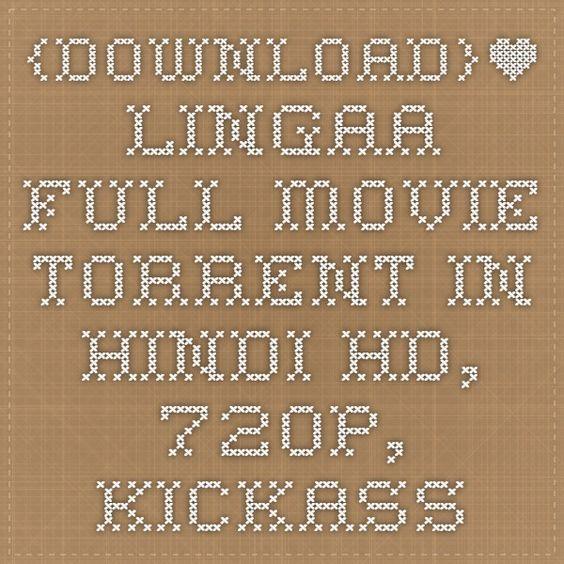 lingaa full movie in hindi 720p  movies