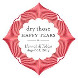 Dry those happy tears