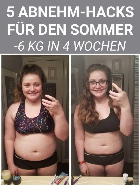 Sommer Gewichtsverlust Diät