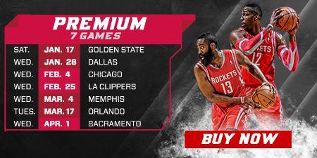 Houston Rockets vs. Golden State Warriors | Houston Toyota Center
