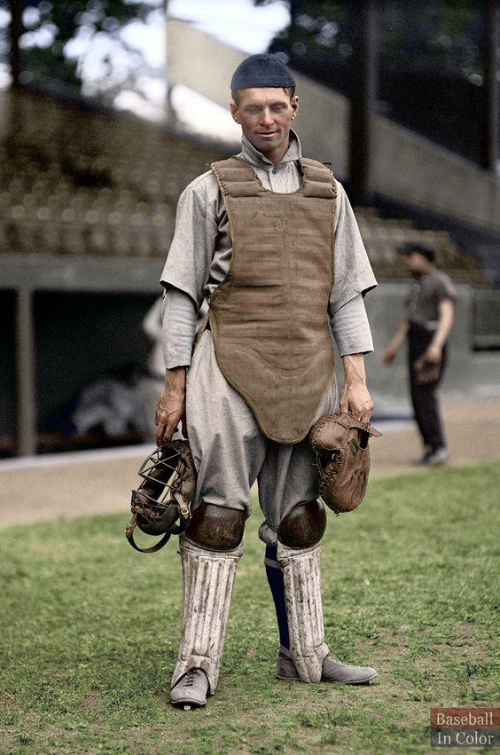 Henri Rondeau, Detroit Tigers, 1913