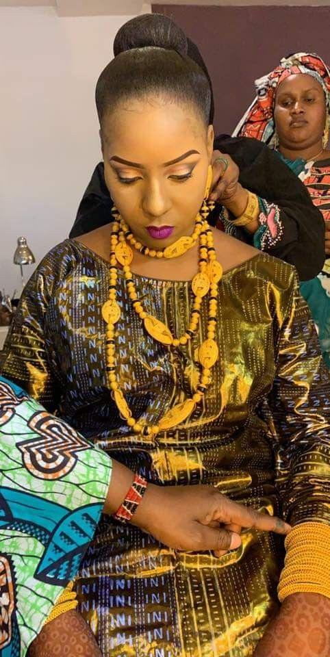 bijoux africains femme
