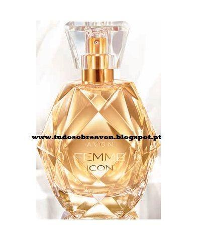 Tudo sobre Avon: Fragrâncias Avon - Avon Femme Icon