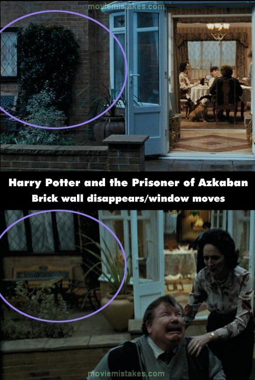 Dursley's House - Top 15 biggest Harry Potter film mistakes