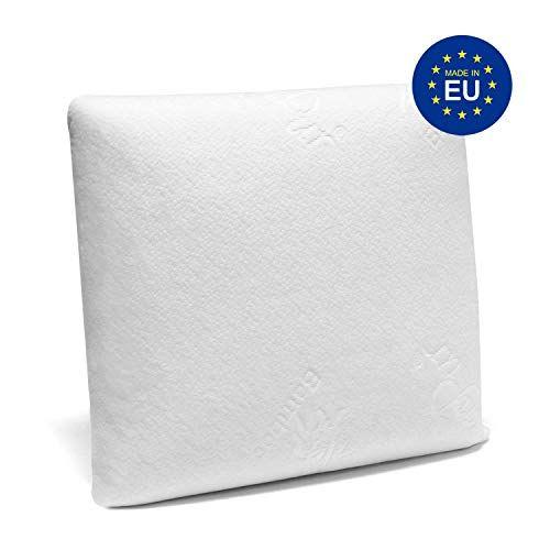 Oreiller Memoire Forme Cervicales Douloureuses Fabrique En Europe Certification Oeko Tex Oreiller Anti Ronflement Or Anti Ronflement Ronflement Chambre Zen