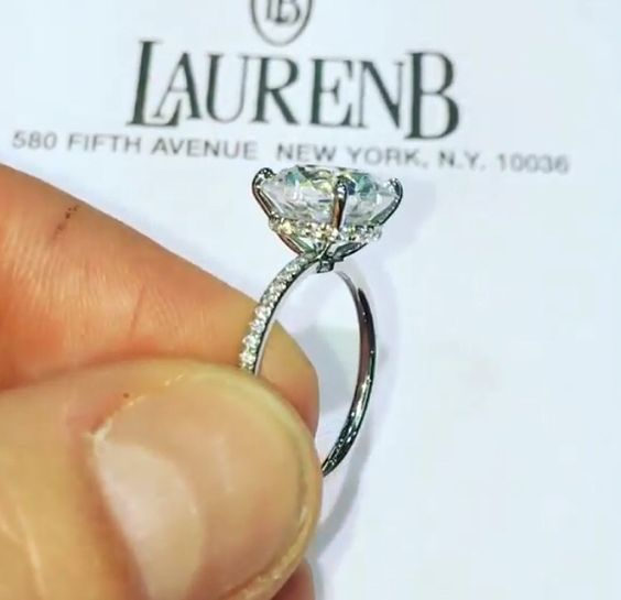 Cheap Engagement Rings Rings And Band On Pinterest